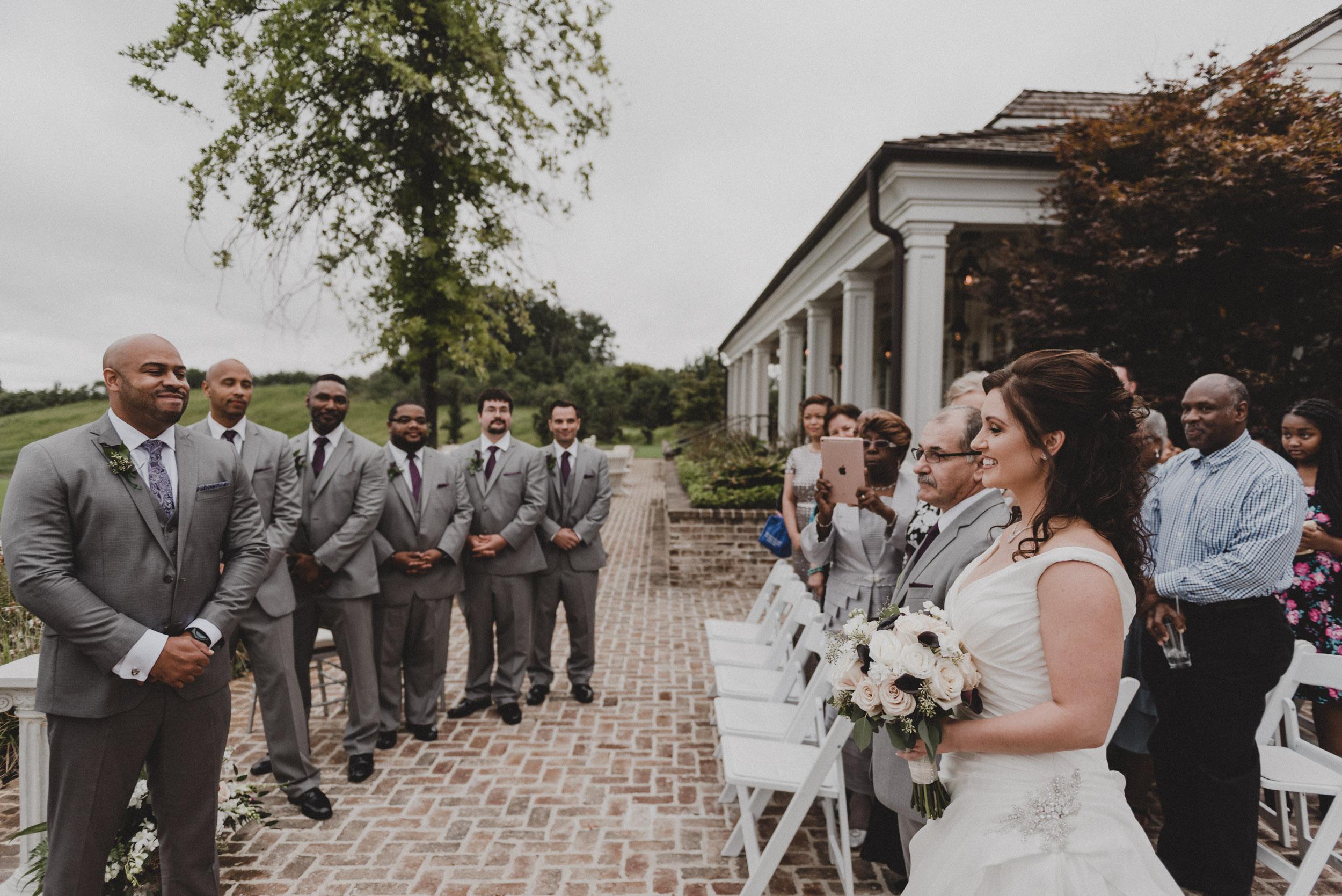 Potomac Shores Golf Club Wedding