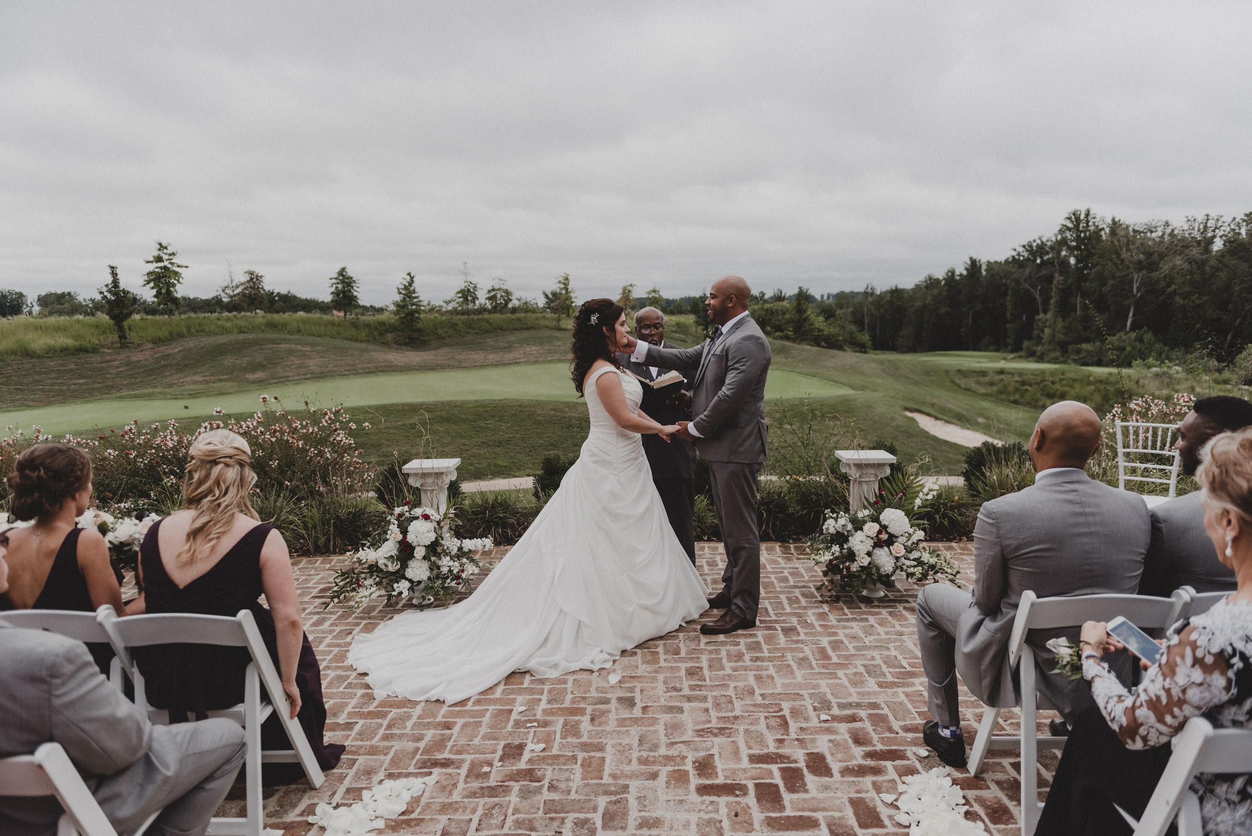 Potomac Shores Wedding Photographer