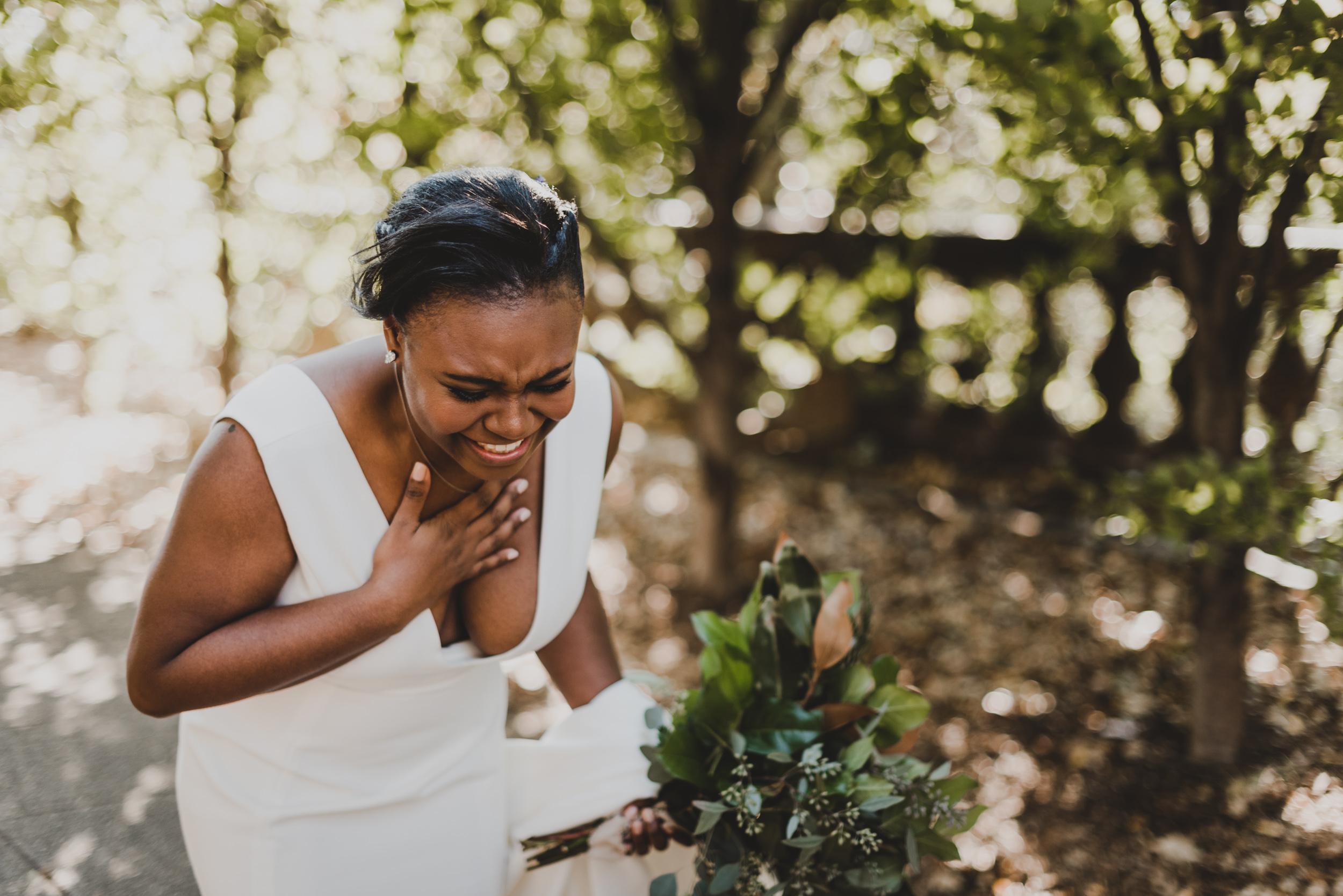 Meridian Hill Park Wedding