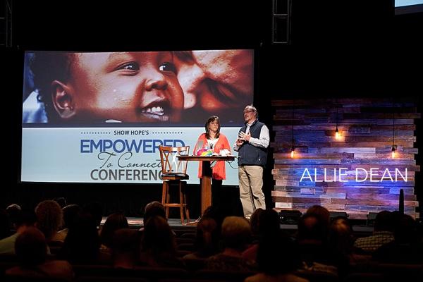 Dan & Terri Coley, Show Hope Board Members, adoptive parents