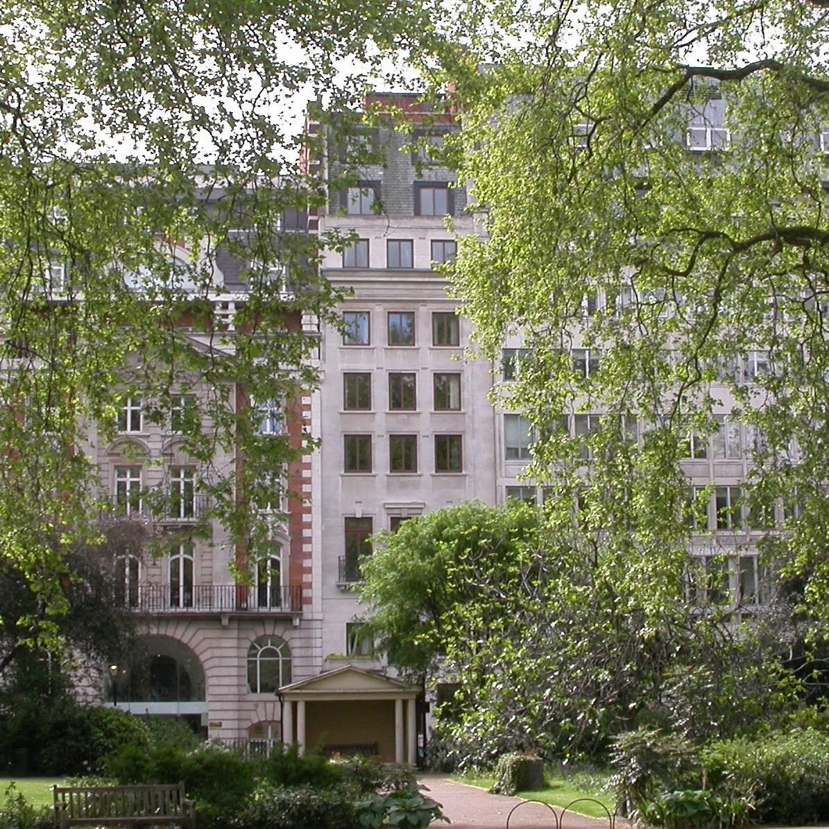 St James's Square Penthouse