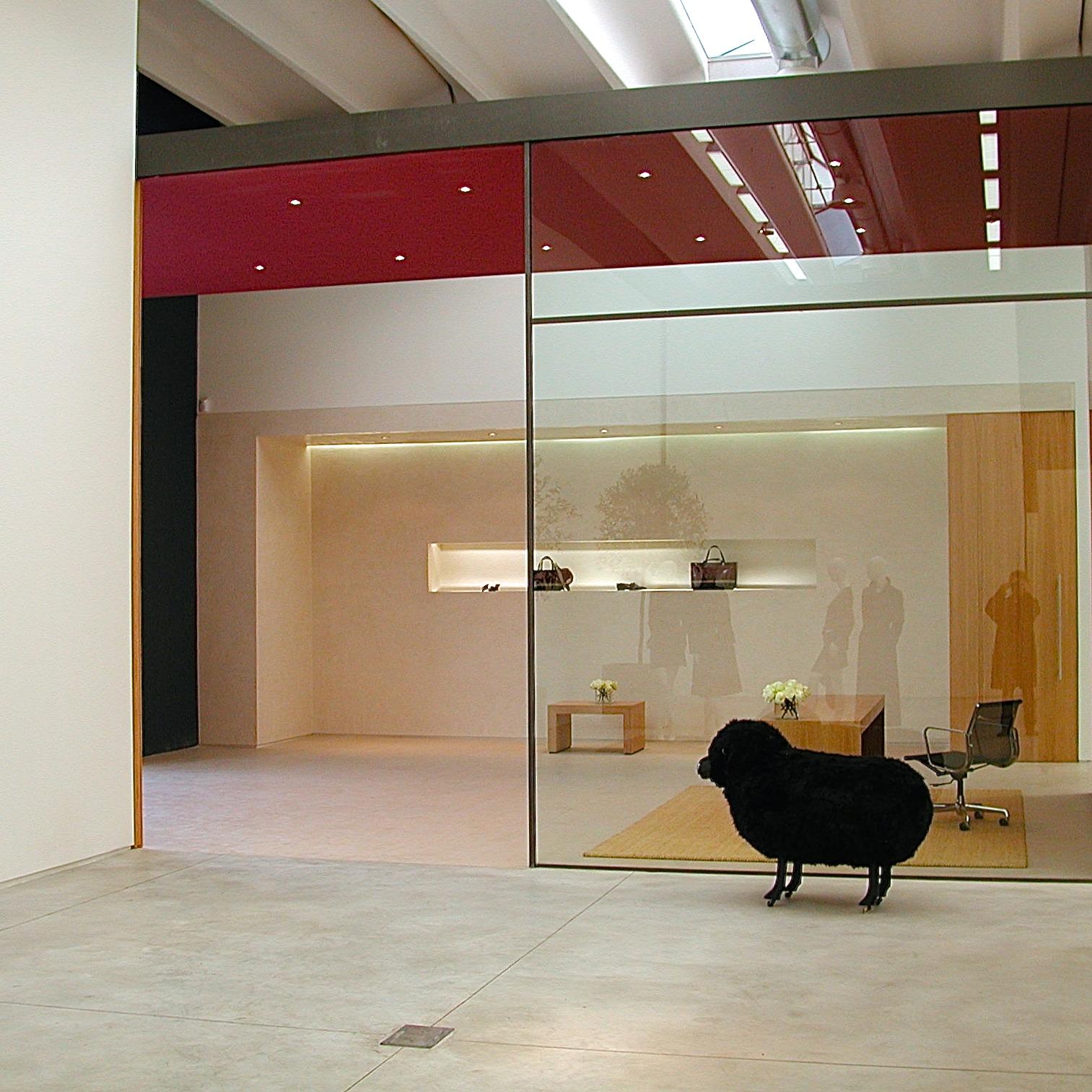 Burberry Showroom, Milan