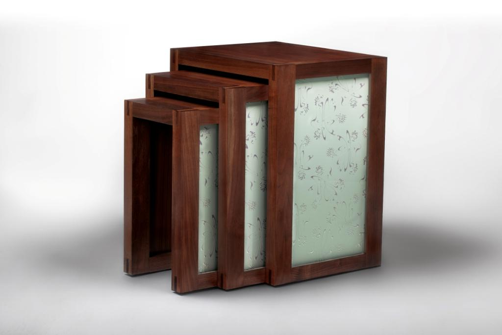 Vayu Nesting Tables   [Tear Sheet]