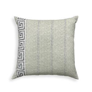 Randolph Stripe Pillow Sage Steelyard Maresca Textiles