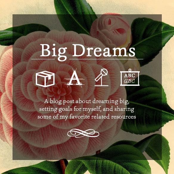 Big Dreams, Goals & Fun Resources - Ashley Bush