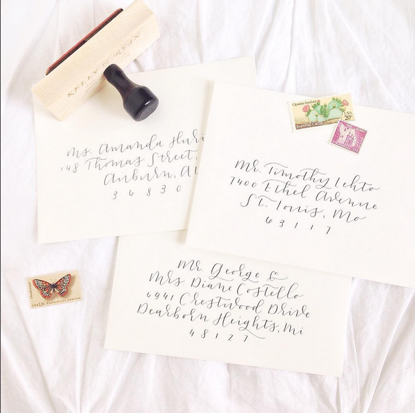 Creative Spotlight: Laura Huston Joseph of Paper & Honey on Ashley Bush Blog