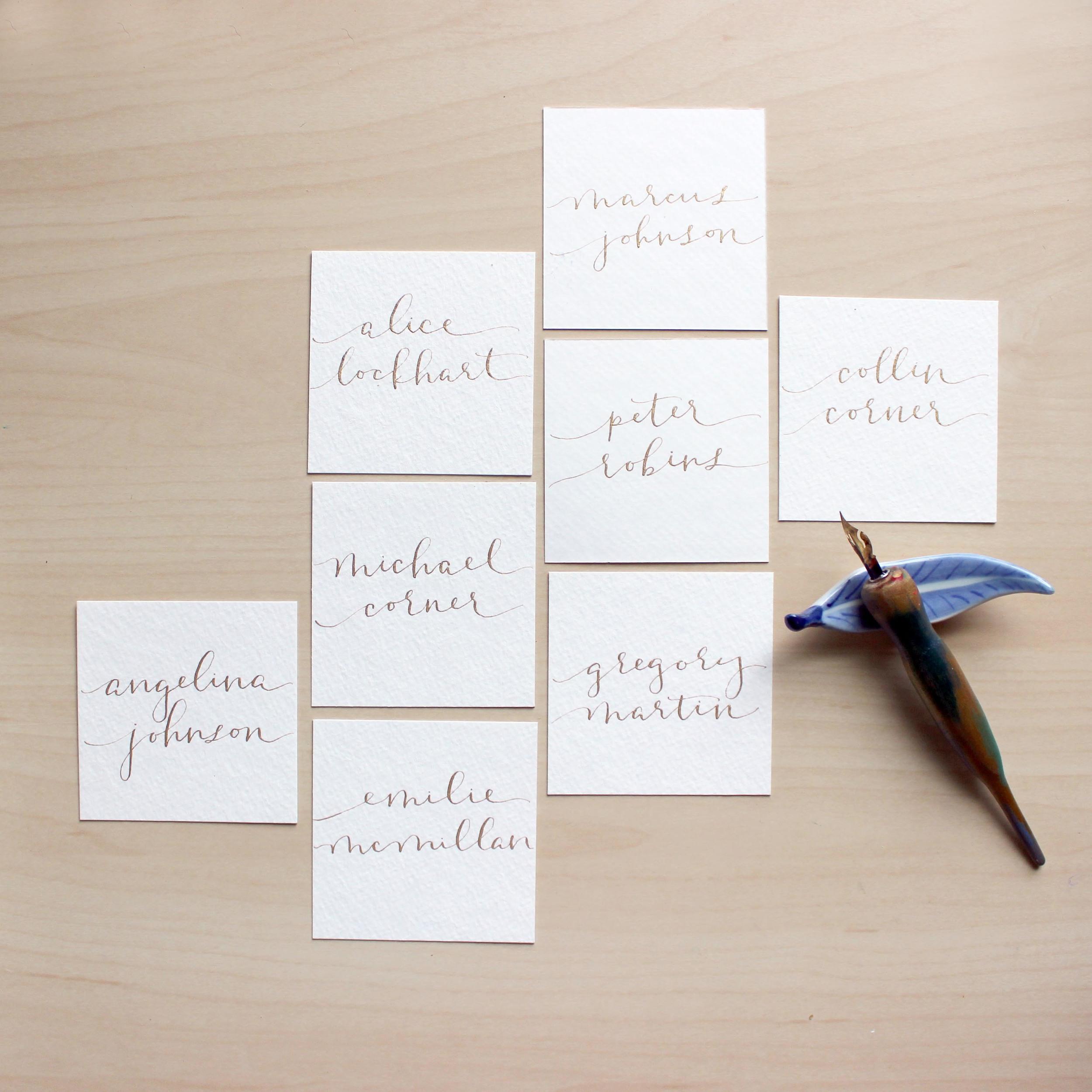 Ashley Bush Wedding Invitations