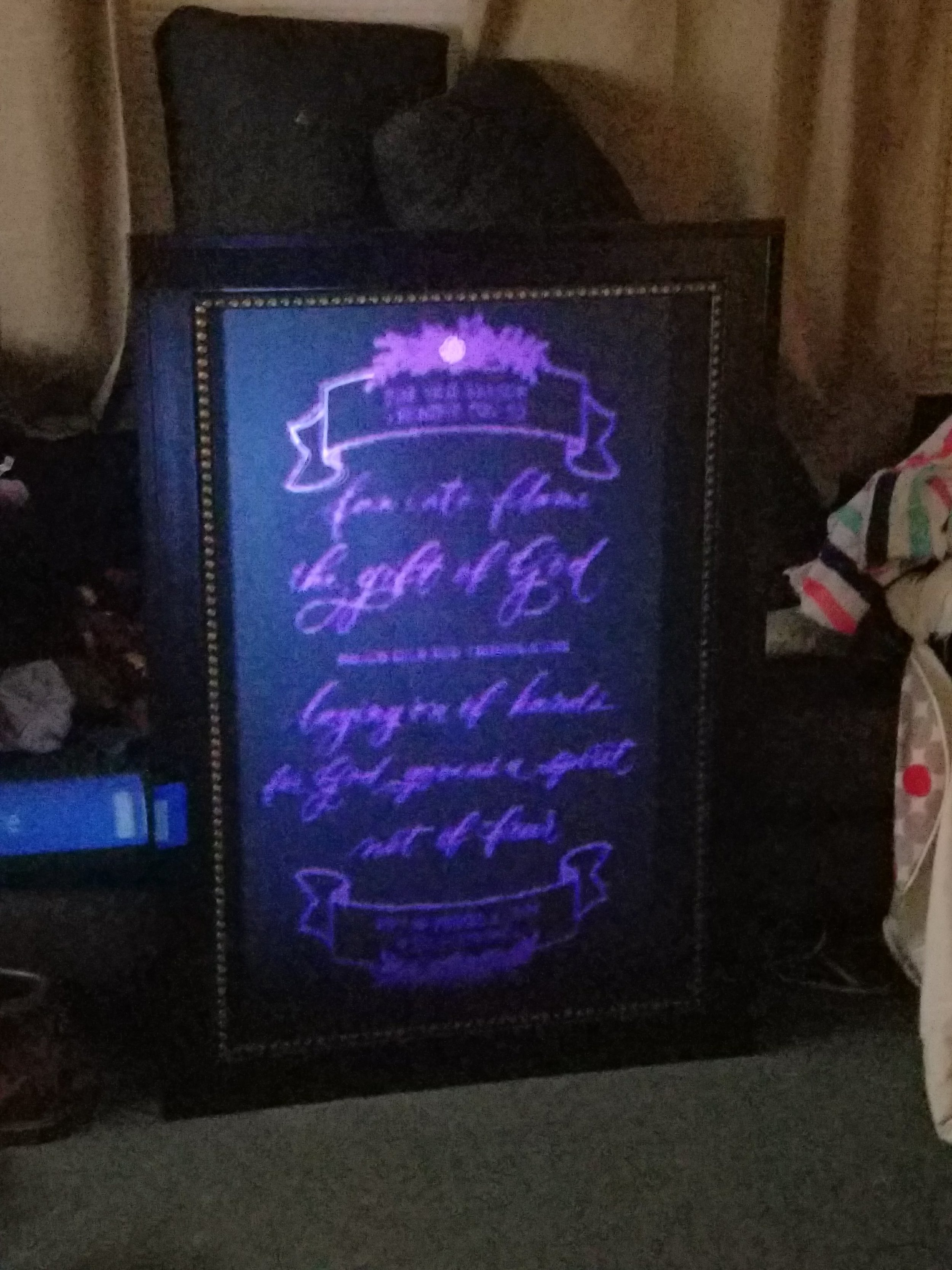 How-To: Chalkboard Lettering Step-by-Step