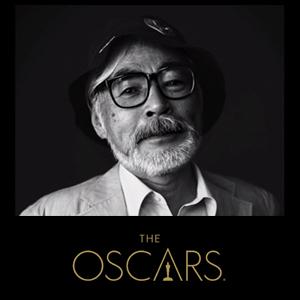 Governors Award tribute in honor of animation legend Hayao Miyazaki.