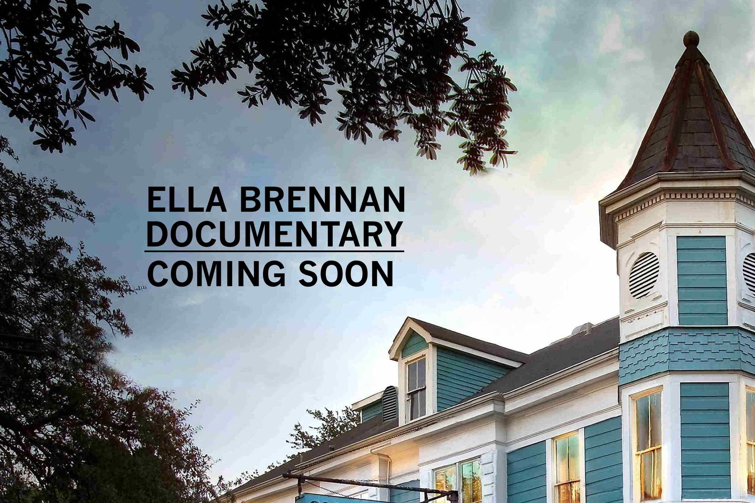 After completing principle photography in New Orleans and New York City, our editing team lead by Creative Director, Leslie Iwerks, is now actively piecing together a film which will take audiences on a journey into the heart of one of America's most well-known restaurant establishments.