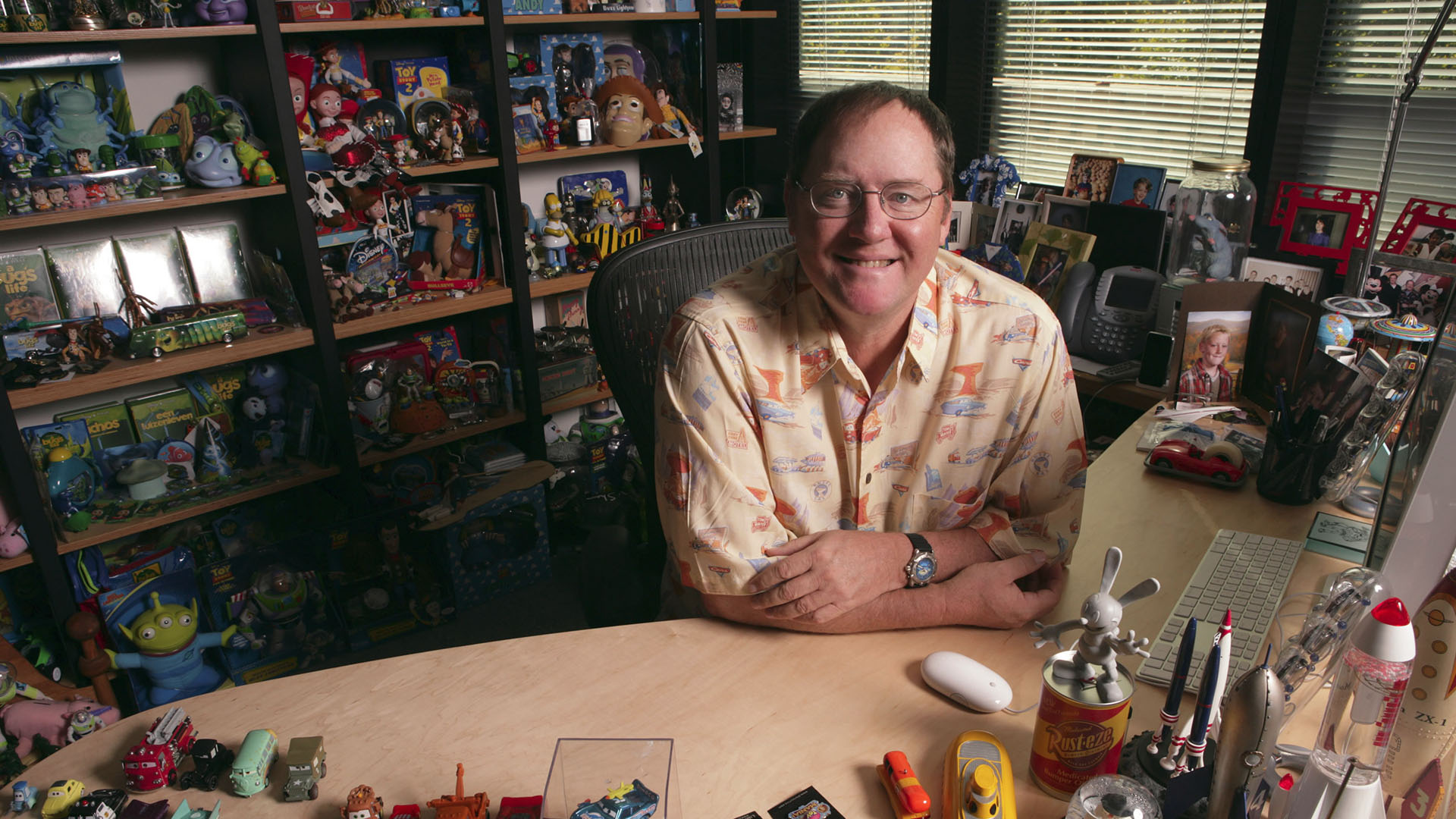 John Lasseter: A Day in the Life