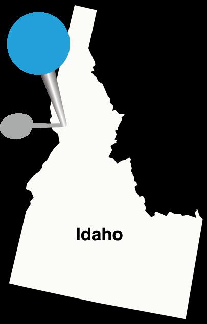 Dick Wittman Culdesac, Idaho