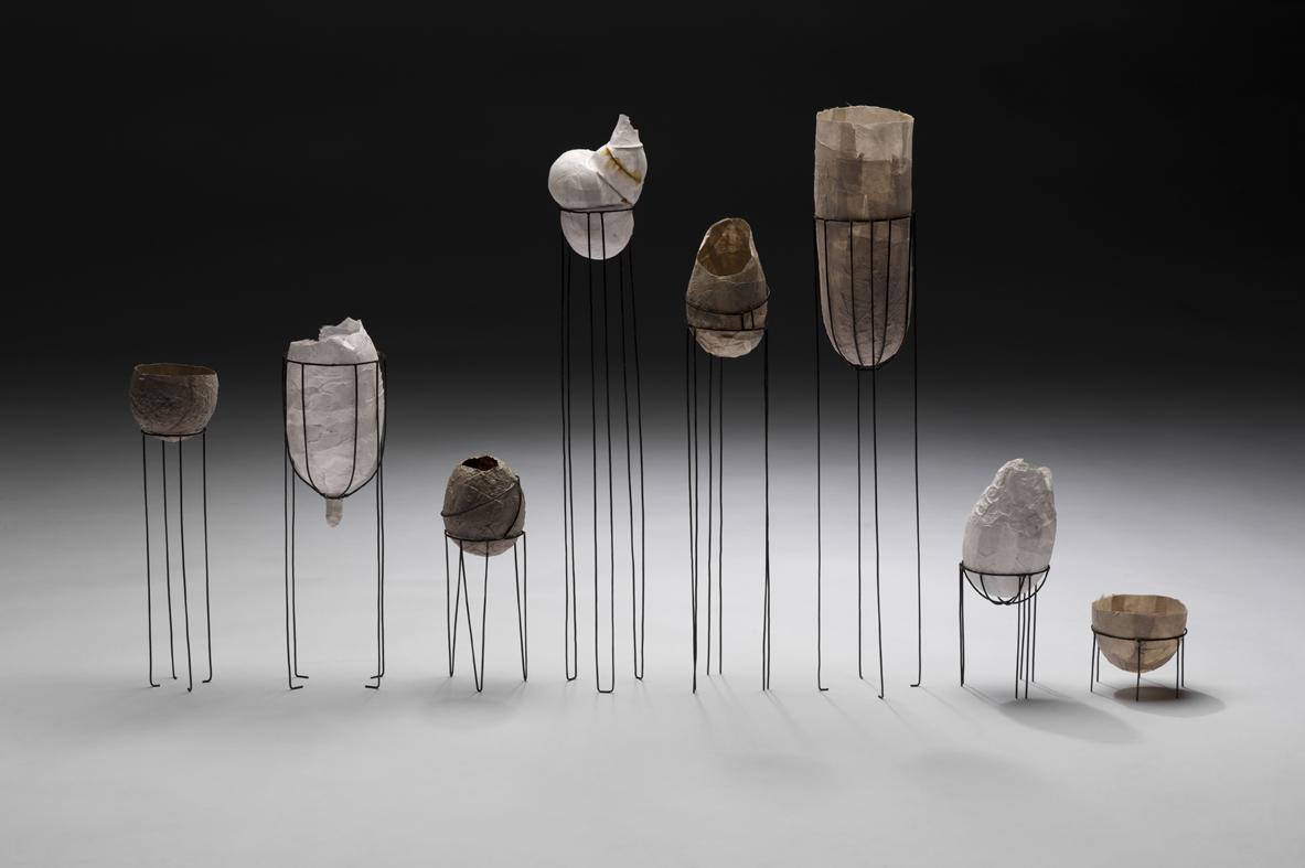 Paper Vessels - Detail