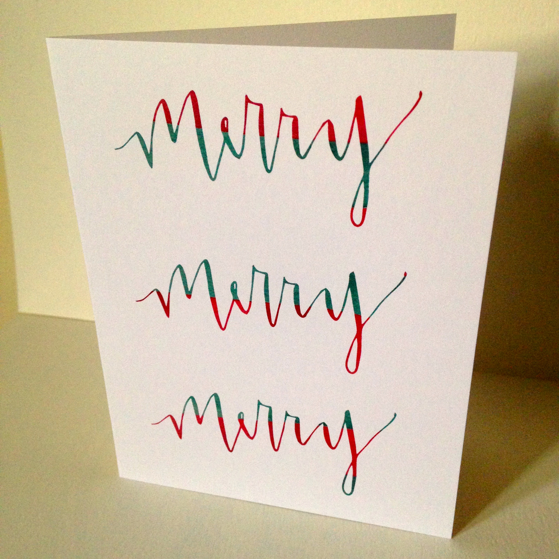 Yennygrams Merry Merry Merry
