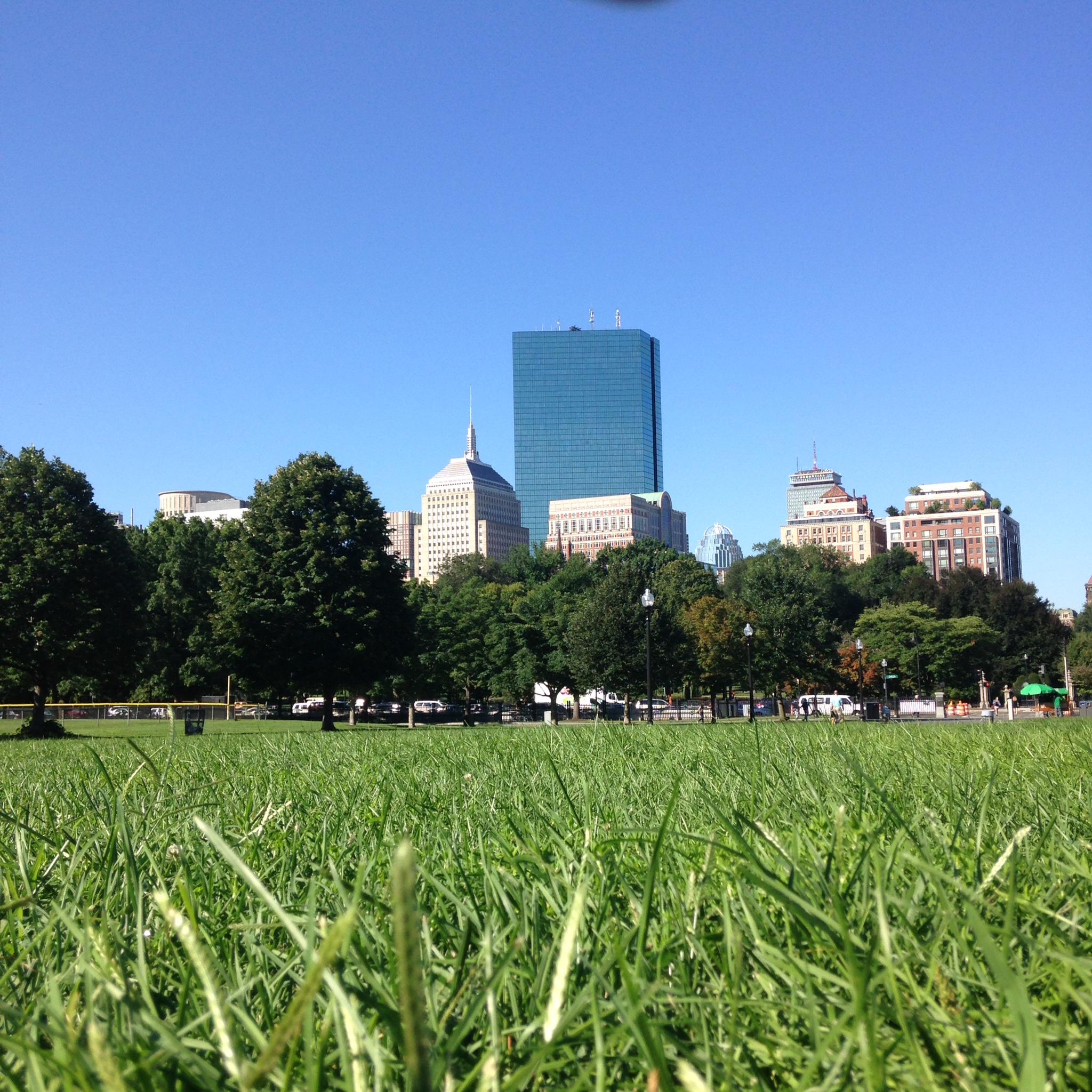 Yennygrams in Boston
