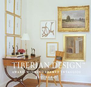 Framed Intaglios Project No. 18  SUZANNE KASLER DESIGN