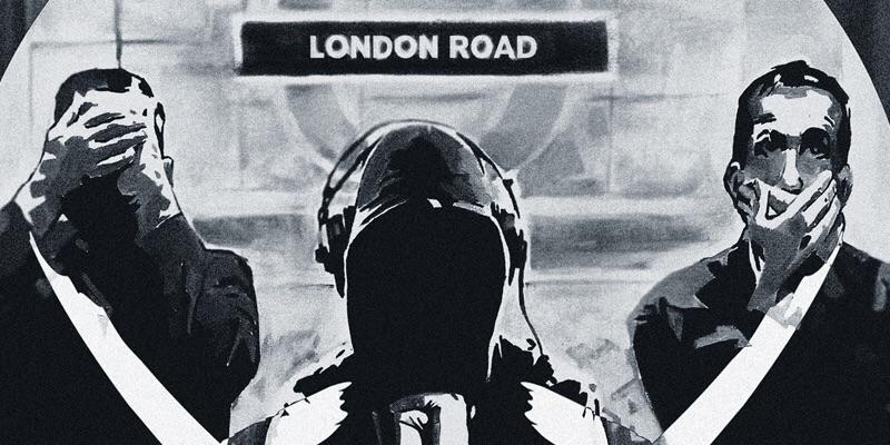 London Road Album Cover