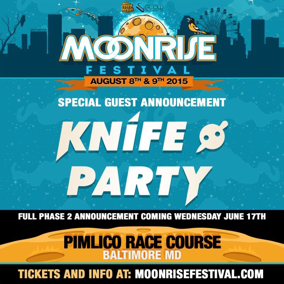 """Phase 2 Announcement """"Tease"""": Knife Party"""