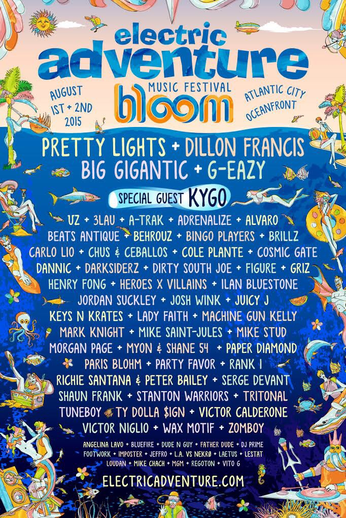 Special Guest Kygo Added