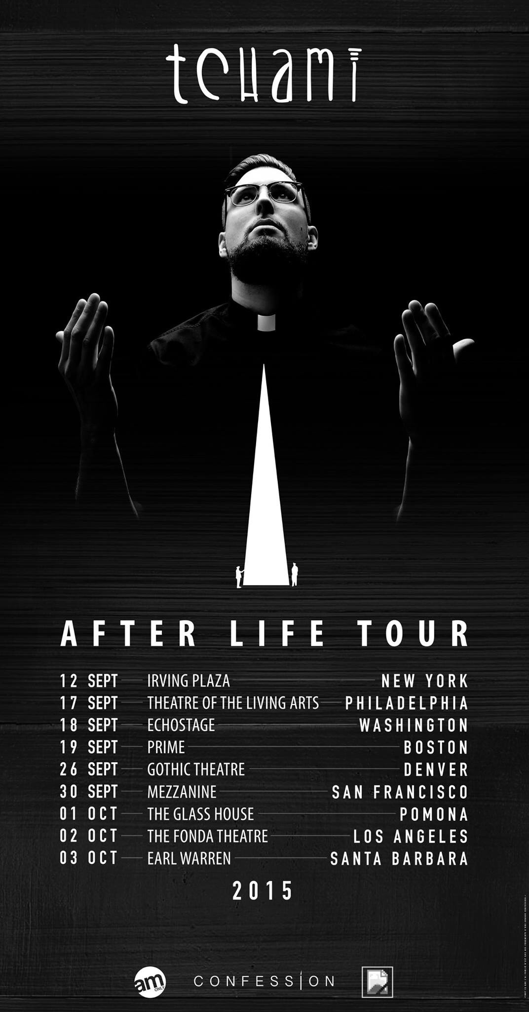 """Tchami """"After Life Tour"""""""