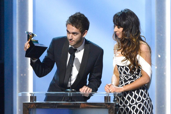 "Grammy Recipient Zedd for ""Clarity"""