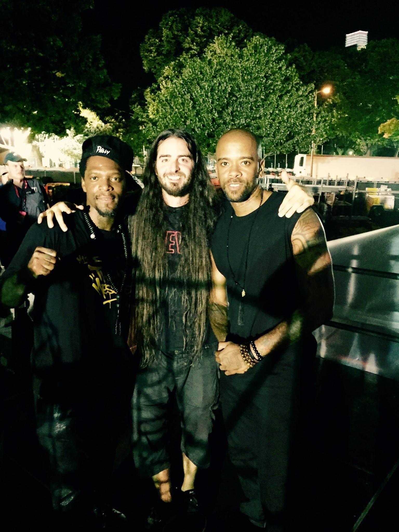 Bassnectar & Dead Prez at MIA Fest