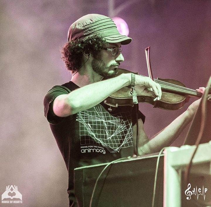Ilya Goldberg - Camp Bisco 2015