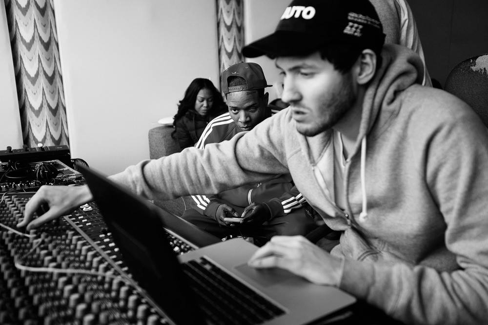 Baauer - The love child of Brooklyn and the Internet, Baauer was born out of noise. A sound that began steeped in the 4/4 dance tradition, slowly took on hip hop tendencies until the two became one. Influenced heavily by southern hip-hop and UK bass sounds, Baauer has found himself smack dab in the middle of the electronic renaissance. He is the delectable fusion of future-crunk and leather shaken aggressively in a bottle for years and has only just opened the top to pour the mixture out.