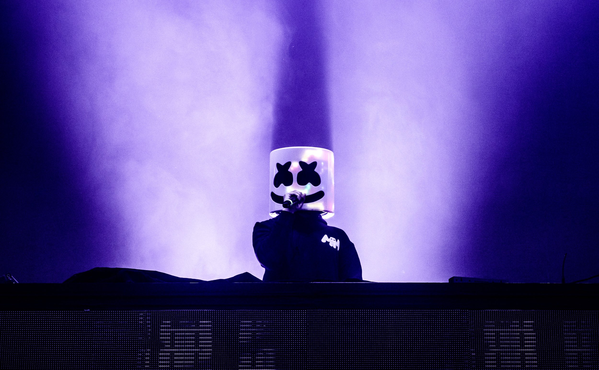 Marshmello - Photo by Tyler Monastero