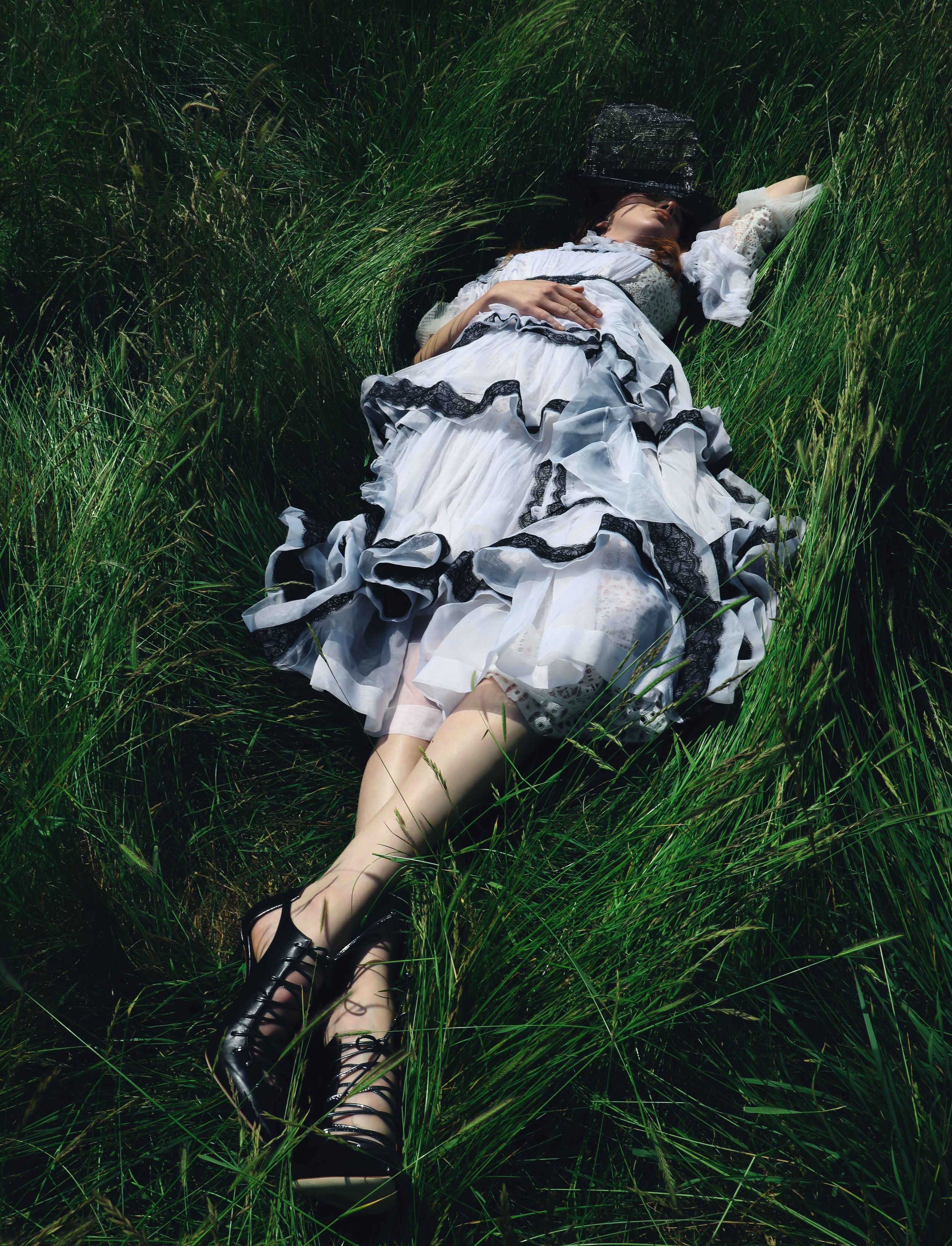 Photography, Styling & Makeup | South China Morning Post STYLE | Spirited Away