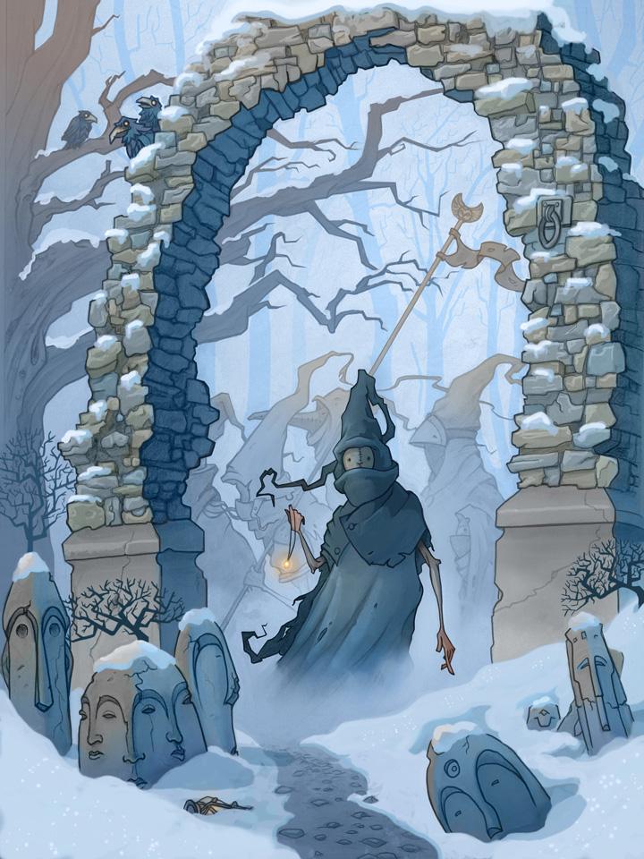 The Gravewatchers by Gavin Gray Valentine