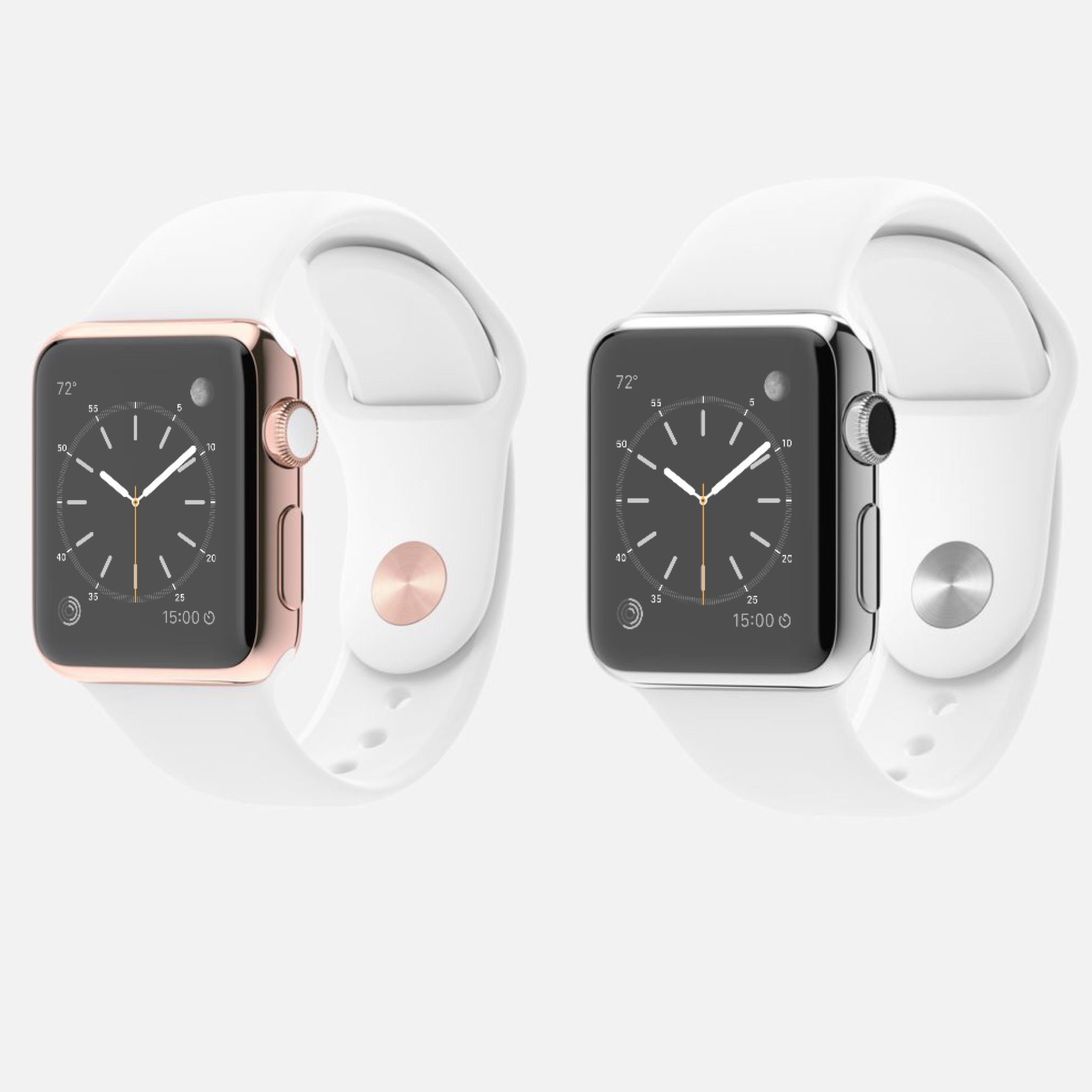Apple Watch Edition and Apple Watch