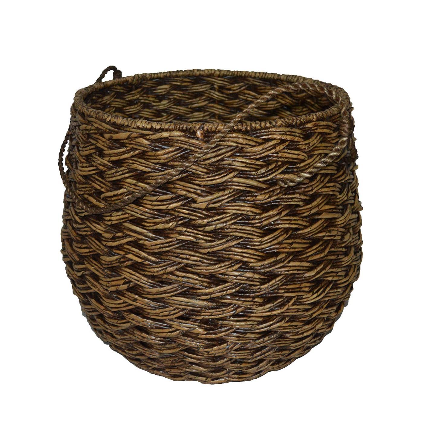 Large Round Woven Basket .jpg