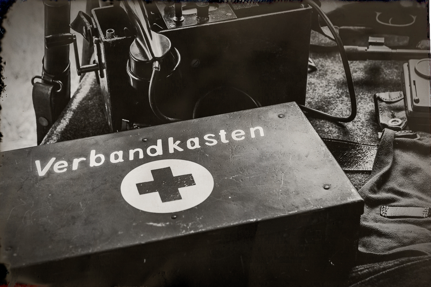 German First Aid Kit