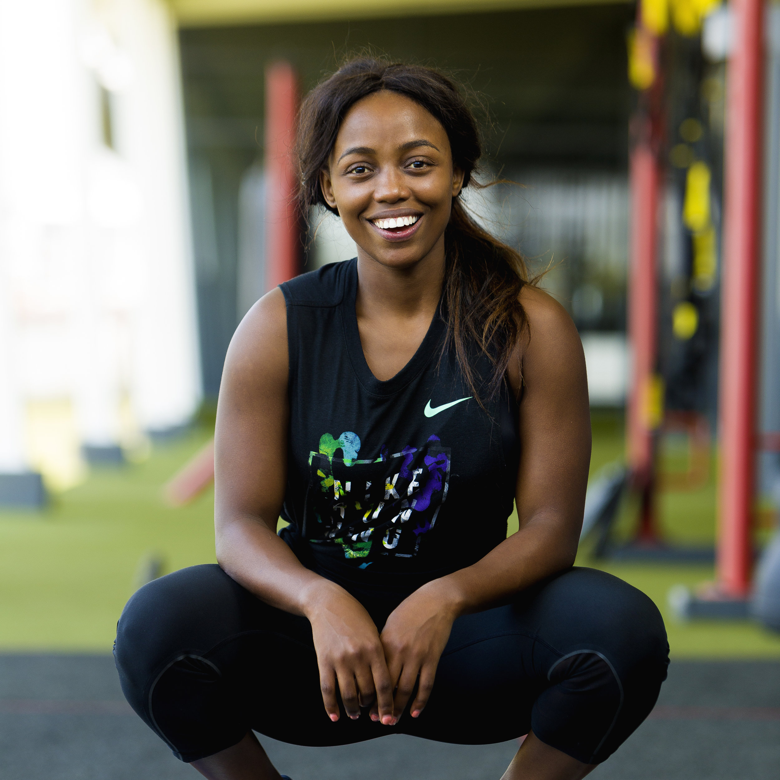 juanita khumalo - cooking show and workout video production