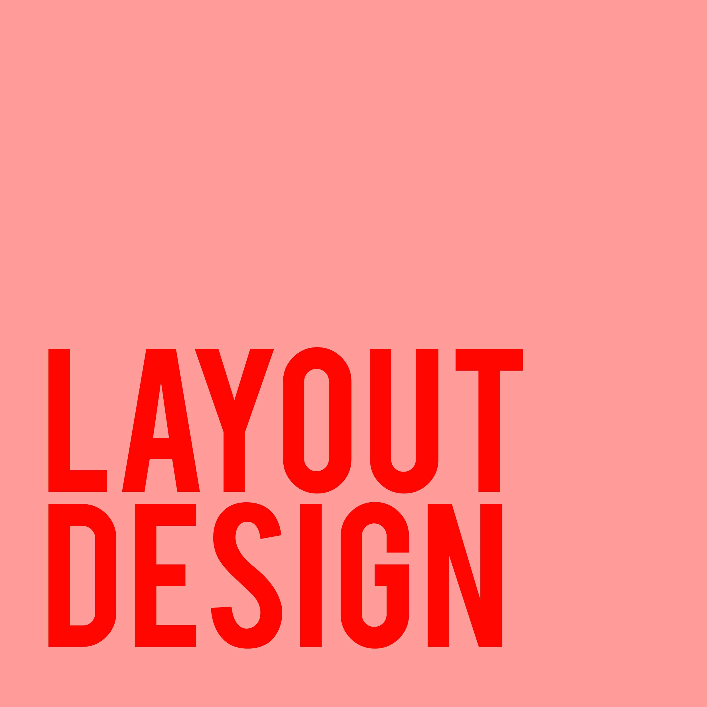 layout design portfolio