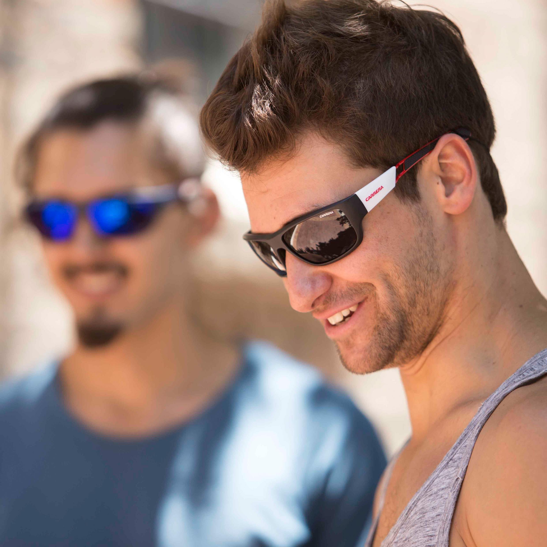 carrera sunglasses digital campaign