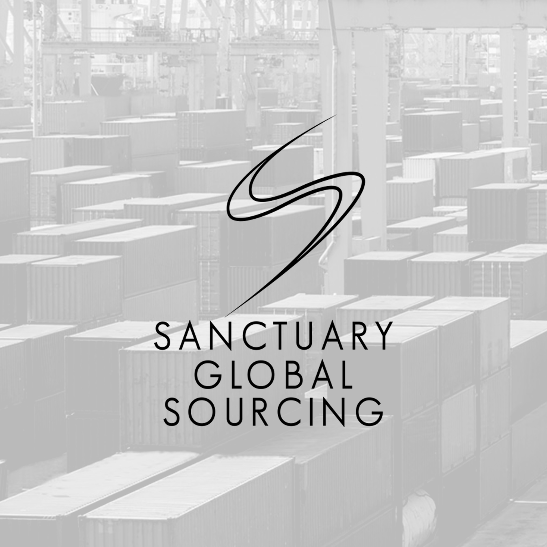 Sanctuary Global Sourcing logo design