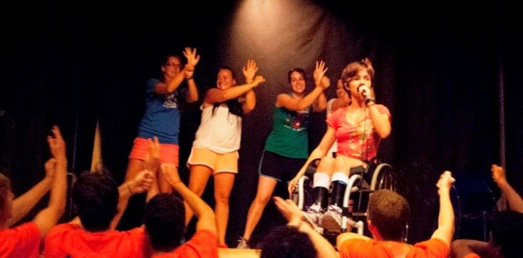 Drama shows are part of the fun and excitement for our campers and a highlight of the summer.