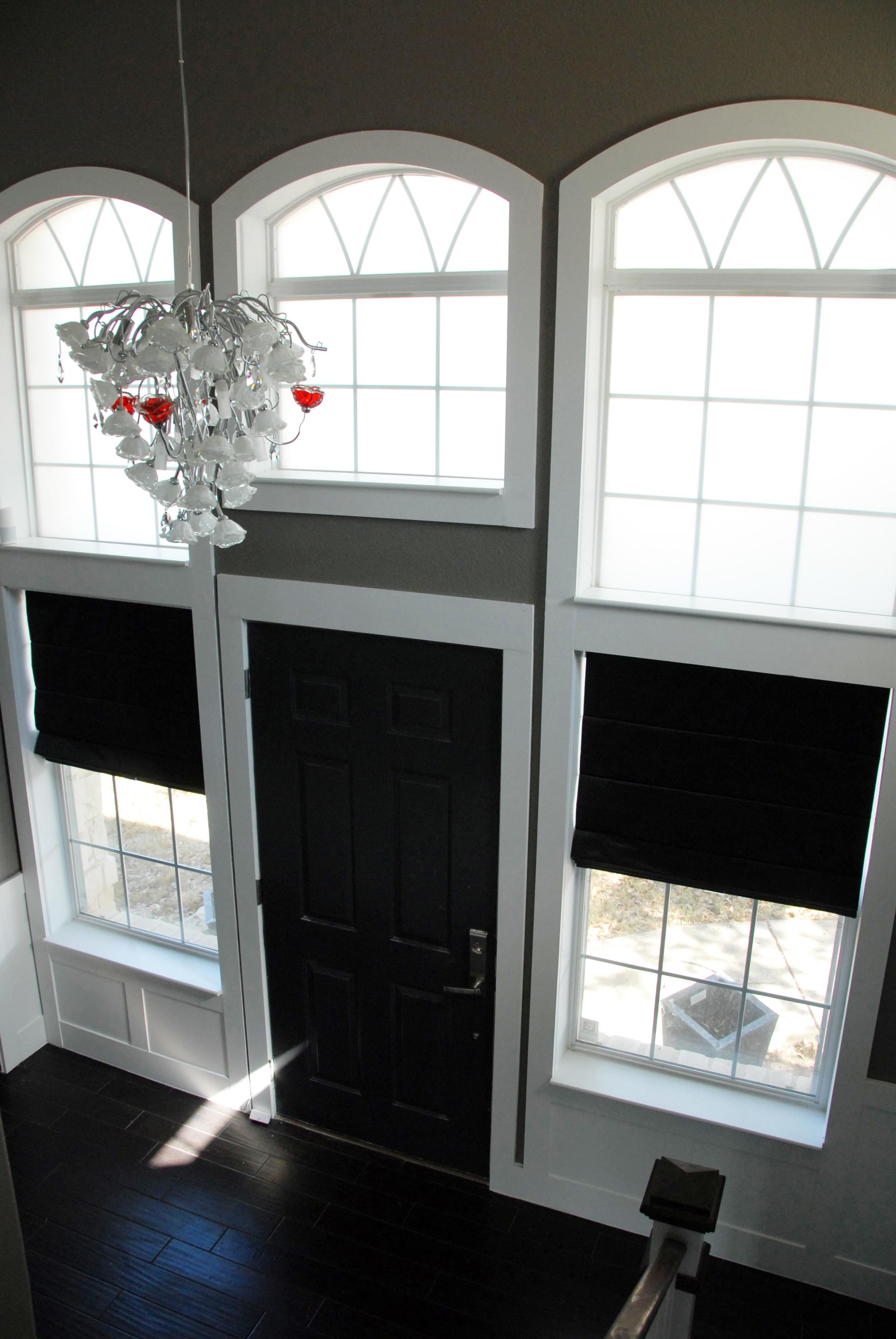 Arch Window Trim