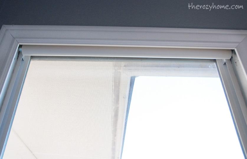 The new window shade.