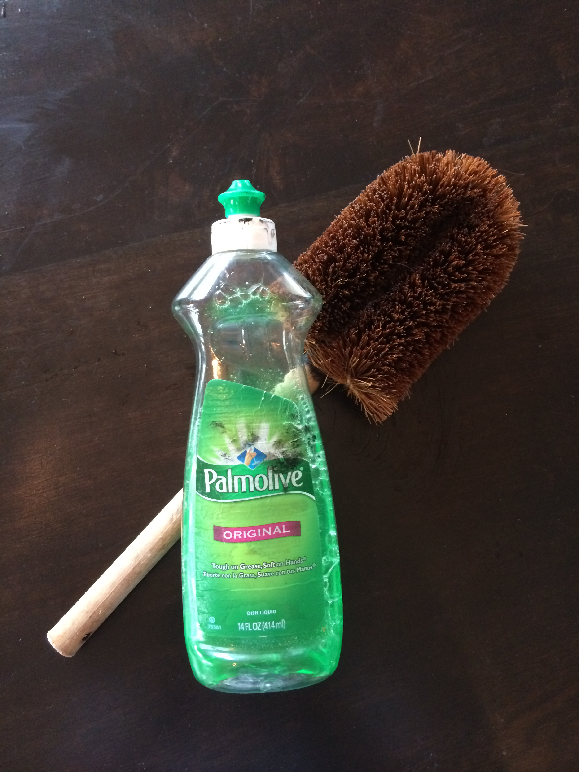 My magic stain cleaning weapons
