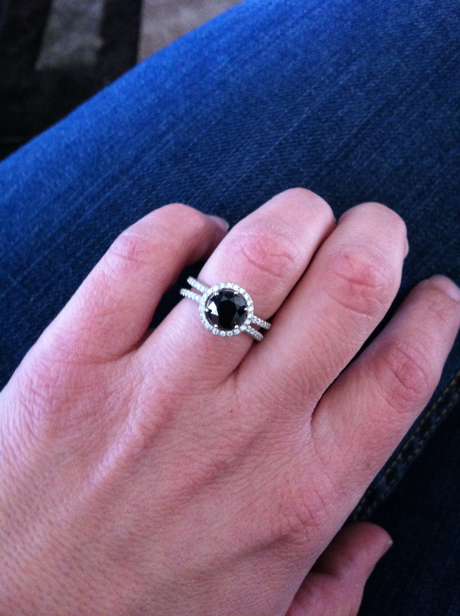 The ring :-)