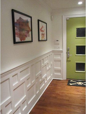 Pinterest Round Up Interesting Wainscoting Ideas The Rozy