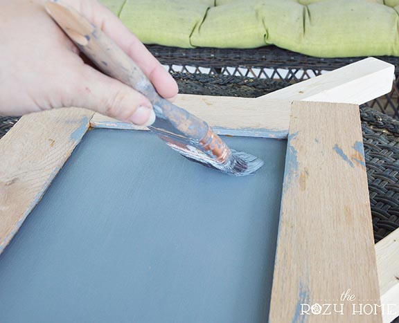 how to paint kitchen cabinets 1