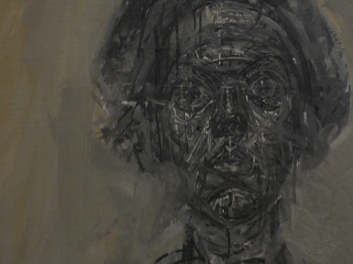 Bust of Annette, 1954, by Alberto Giacometti