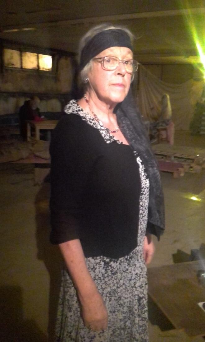 Liz Cashdan  (BA. PGCE, MA (twice) PhD, FHEA.