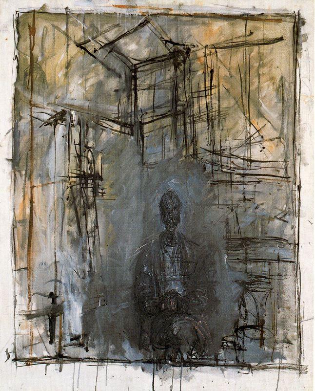 Alberto Giacometti - Diego 1953