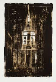 John Piper -Dylwyn Church 1966