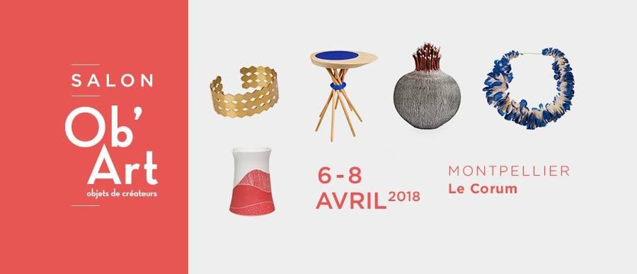 Salon Ob'Art - objets de créateurs
